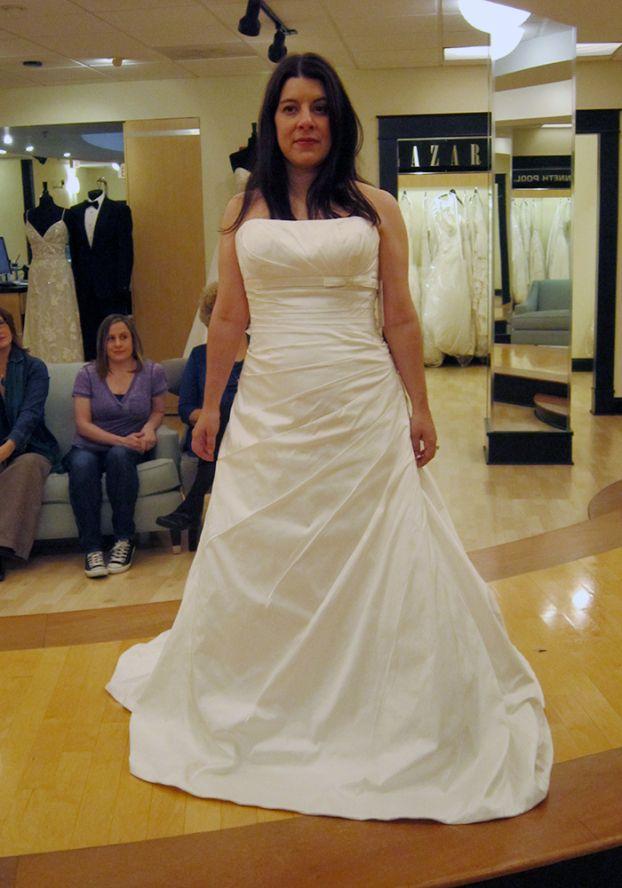 bfec81ff64f Season 6 Featured Dress - Valerie  SYTTD  Weddings