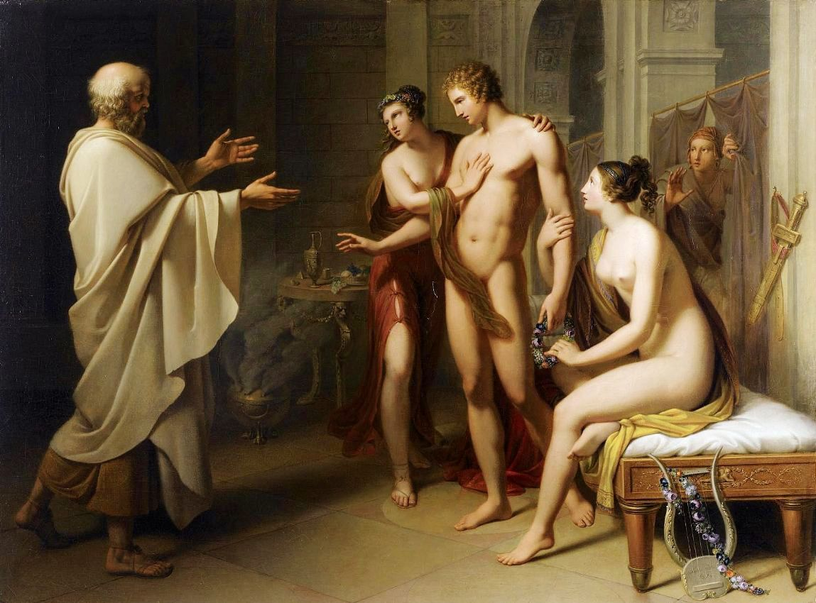 If you were to write an essay on why socrates was innocent, what points would you make?