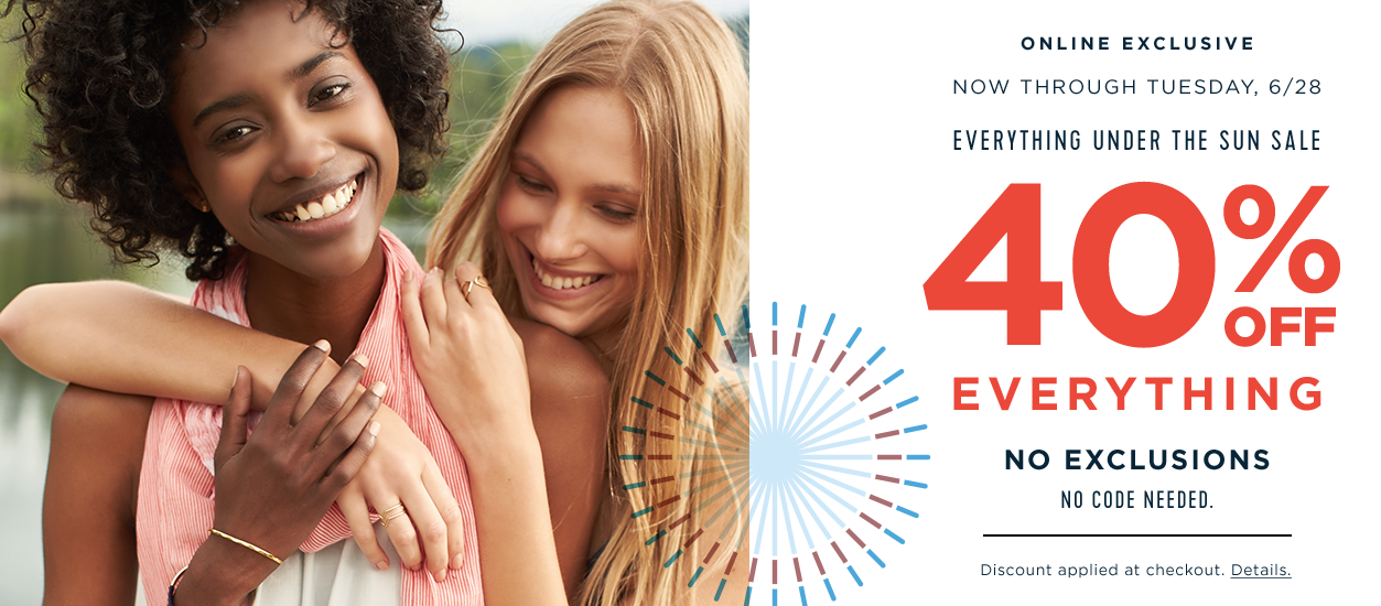 40% Off Everything at Old Navy Today! No Exclusions ...