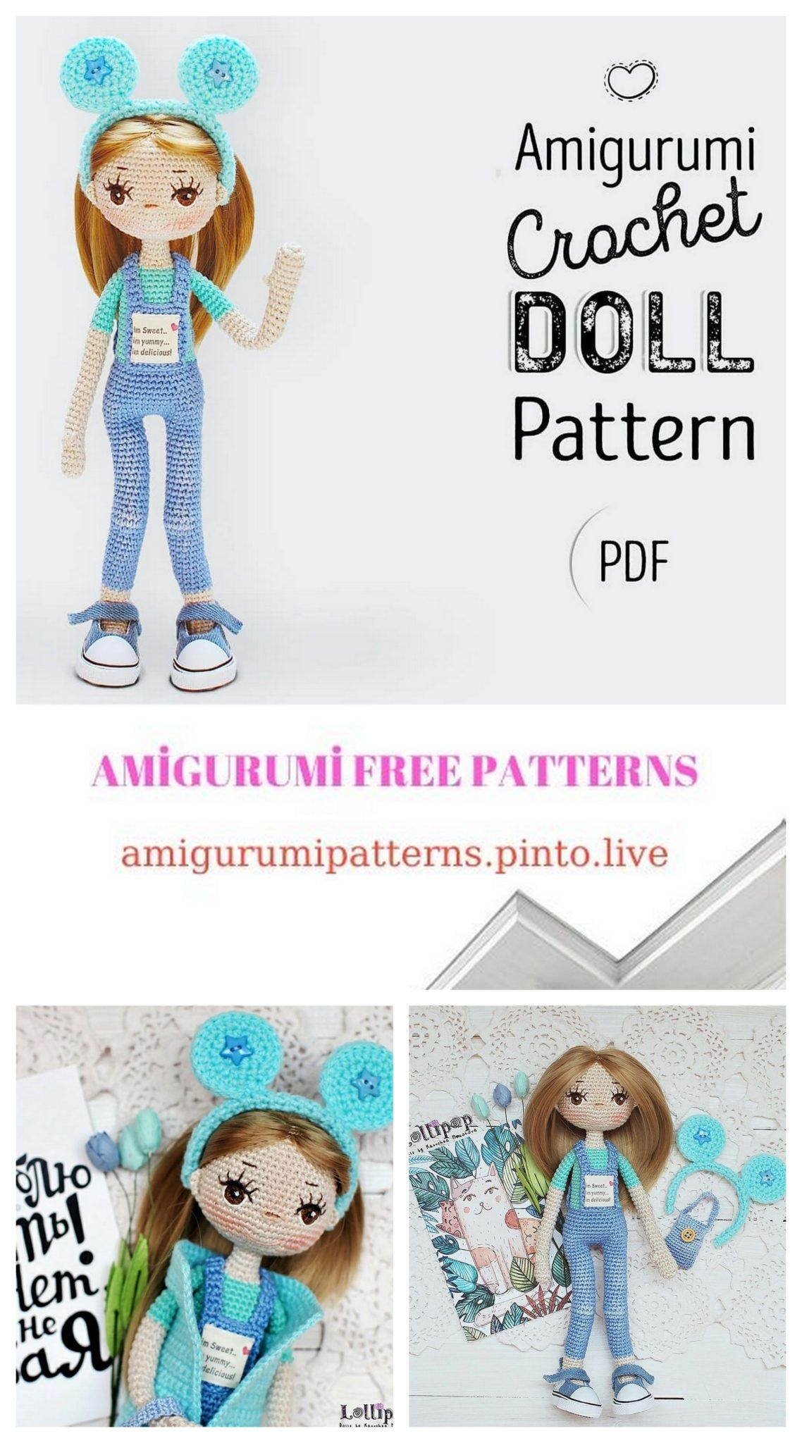Crochet Dolls Patterns You'll Love | The WHOot | 2048x1138