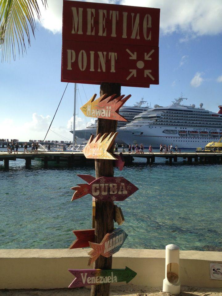 Carnival Cruise Cozumel Mexico