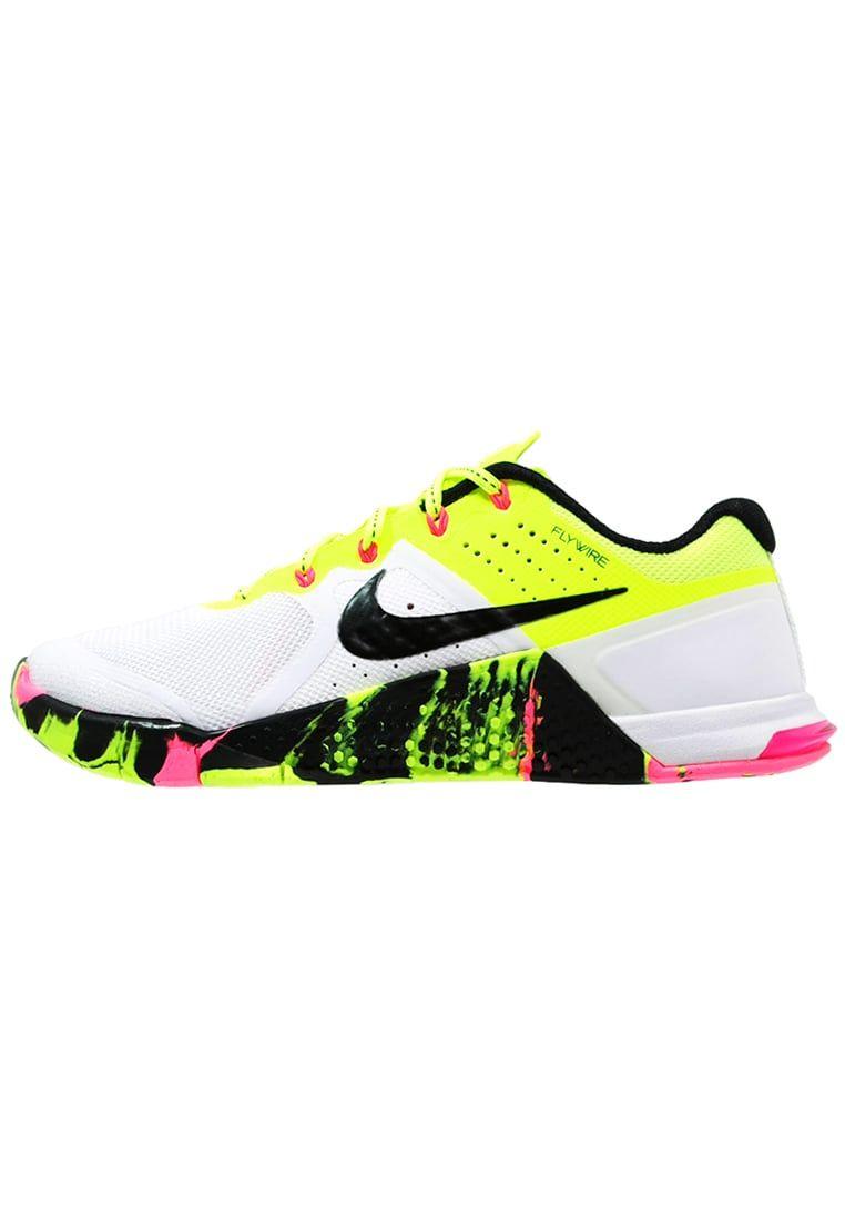 Confesión título Fecha roja  Cómpralo ya!. Nike Performance METCON 2 Zapatillas fitness e indoor  multicolor. Nike Performance METCON 2 Zapa… | Zapatillas fitness, Nike,  Precios de zapatillas