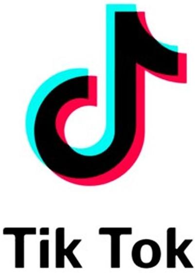The New Tiktok Logo Png 2021 In 2021 App Logo Tik Tok Digital Marketing Plan