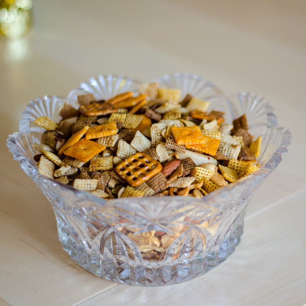 Cooking By Moonlight: Chex Mix Really Want To Make Snack