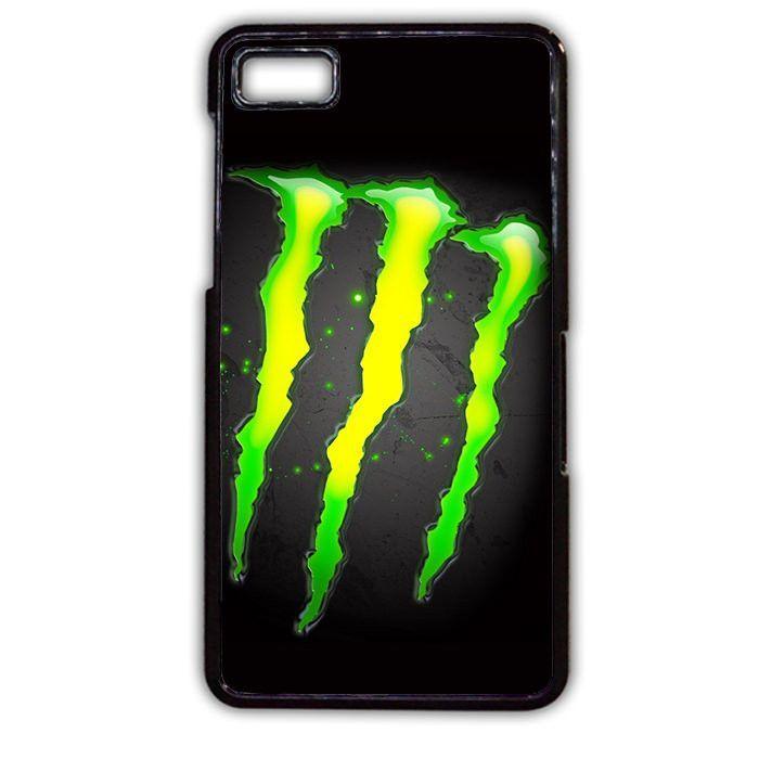 Monster Drink TATUM-7379 Blackberry Phonecase Cover For