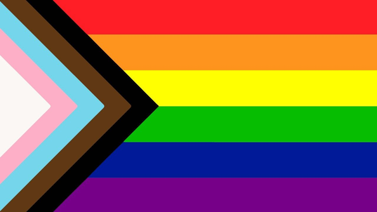 This redesign with Black, Brown, and trans pride stripes is going viral.