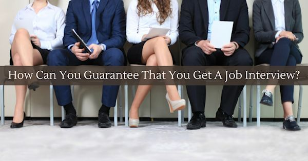 "In the third of a 3-part series about what I, as a Career Coach, get asked all the time, this blog post features the question: ""How Can You Guarantee That You Get An Interview?"" Included in this post are 4 reasons networking is essential in your job search."