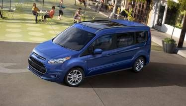 Titanium Wagon In Deep Impact Blue With Available 17 Inch Alloy Wheels Visit Http Www Holmestuttle Com Ford Transit Ford Custom Cars