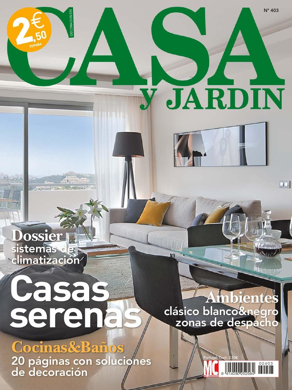 casa y jardin revista de decoracin de interiores