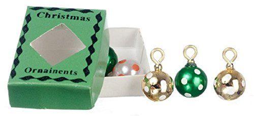 dolls house miniature christmas tree ornaments decoration httpswwwamazoncoukdpb00g0euxtsrefcm_sw_r_pi_dp_x_ljzfzbvb0by24