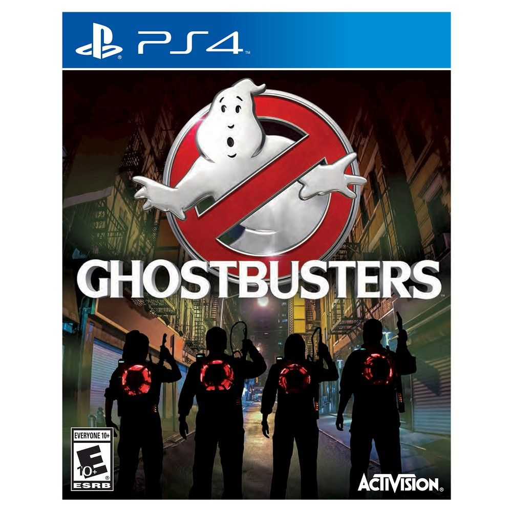 Ghostbusters PlayStation 4 (With images) Xbox one games