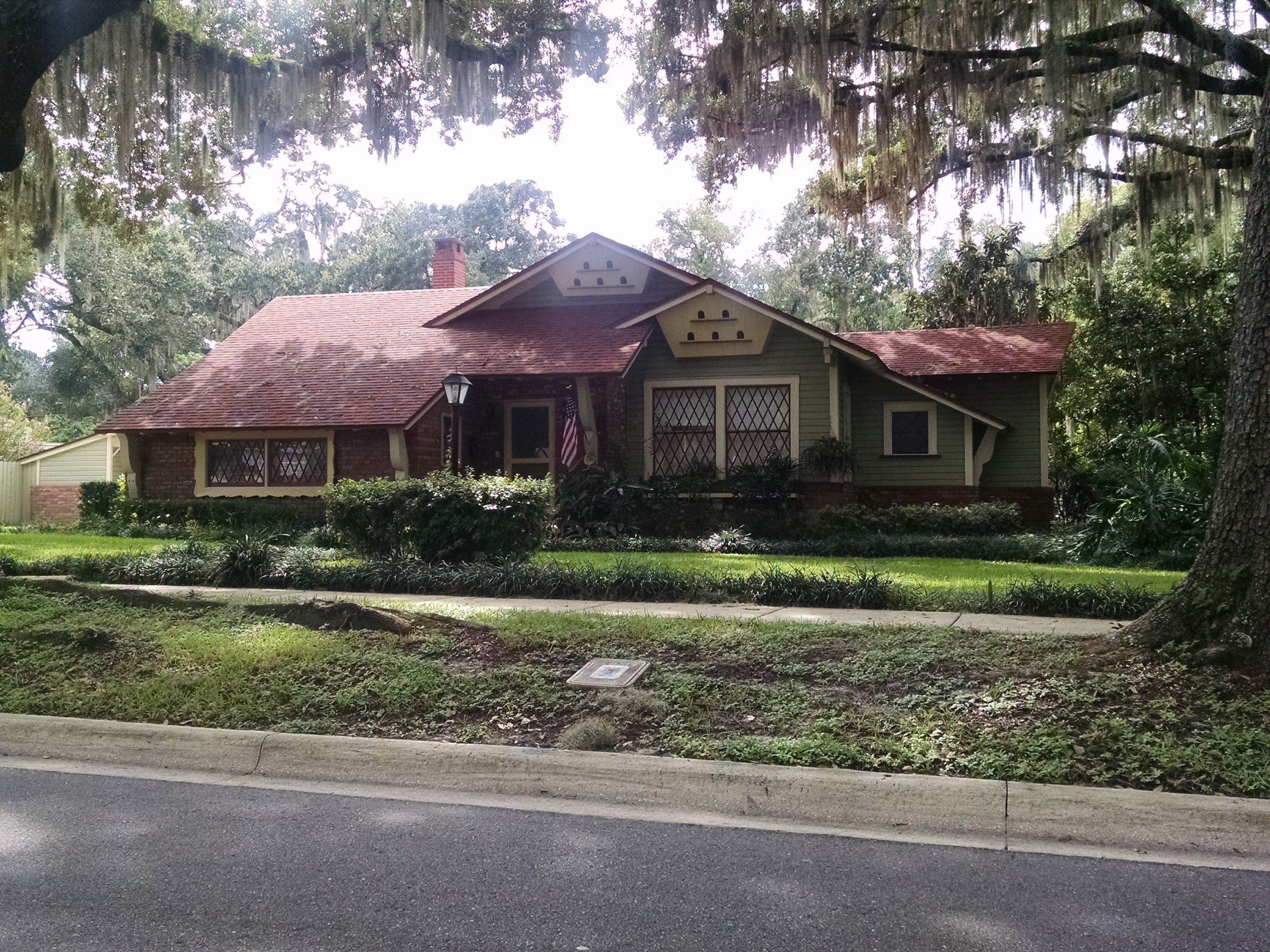 Florida isn't always trashy! Orlando, Florida. Taken with a phone :( [3232x2424] - Cool Houses Pictures And Dream Home Unique Designs, Big, Medium Size And Small House Design Ideas