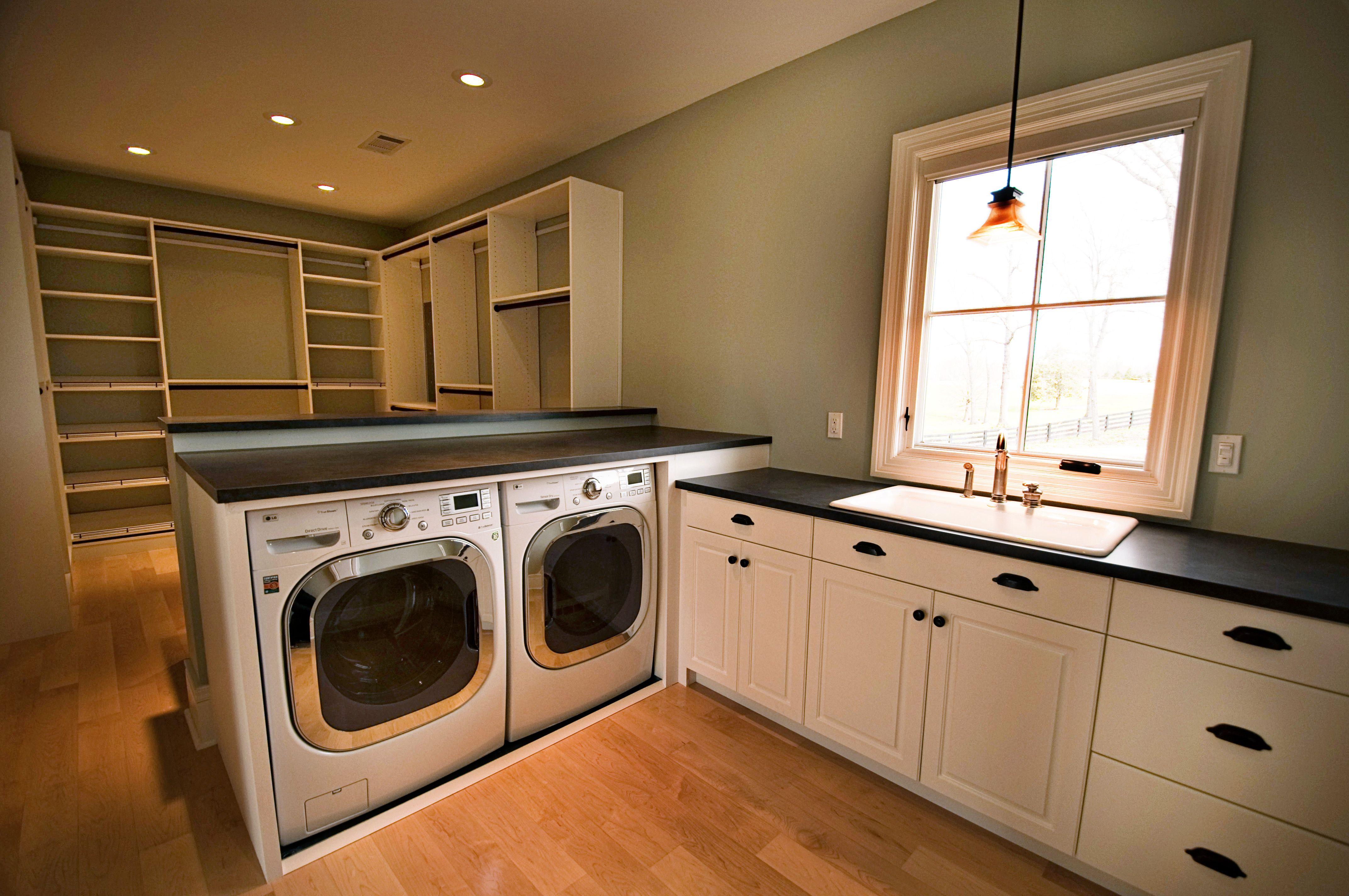 Master Closet With Laundry Room Laundry Room Laundry Room Closet Master Closet