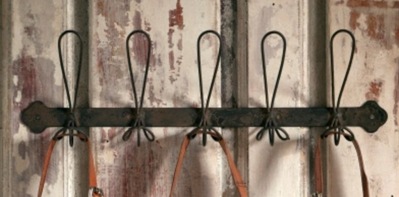 The Katie Wire Wall Rack