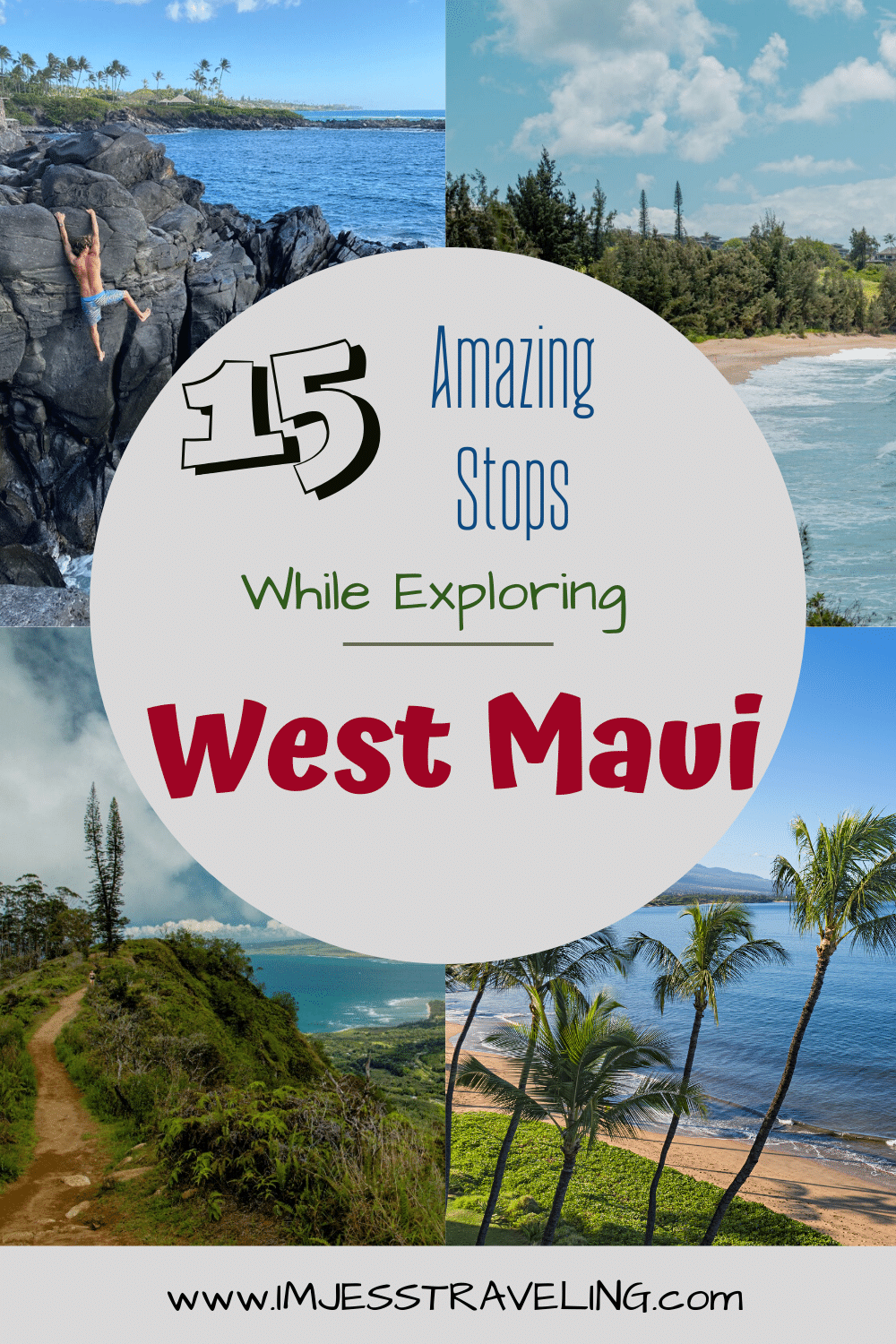 The Best Stops While Exploring West Maui