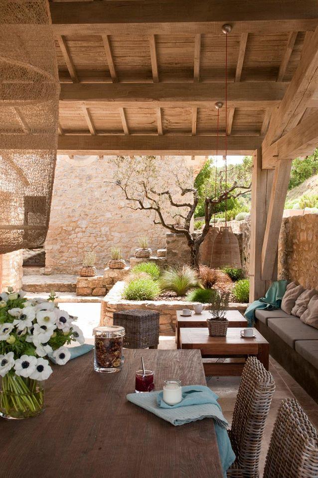 V g talisez ambiance mobilier de salon terrasse - Maison jardin feng shui amiens ...