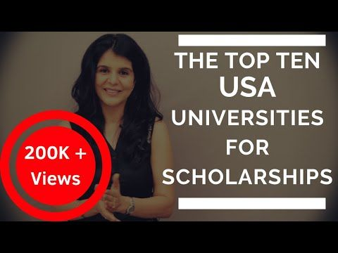 This is a guide on how to apply for top scholarships in ...