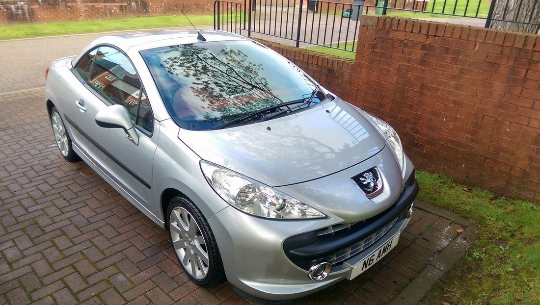 Vehicle will be washed, paintwork decontaminated, polished