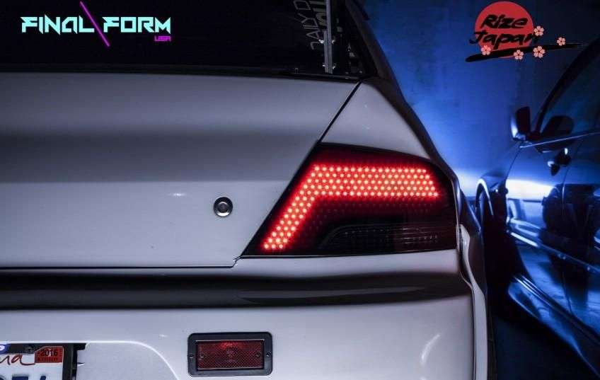 Rize Led Tail Lights Evo 7 9 Ct9a