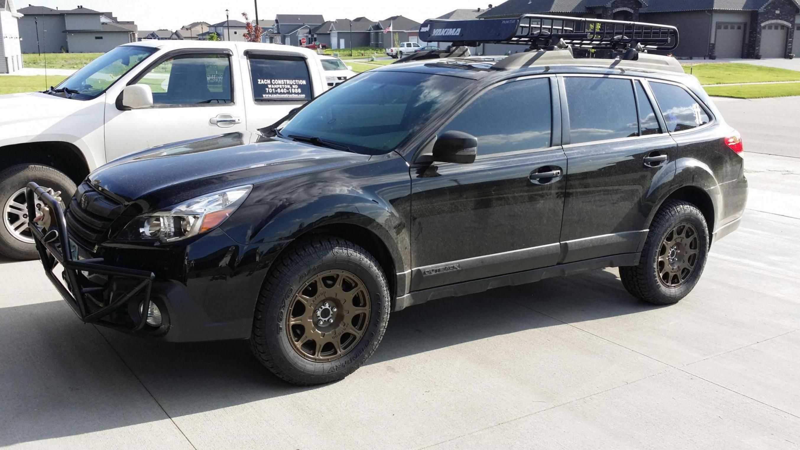 Image Result For Lifted Gen 4 Outback Subaru Outback 2011