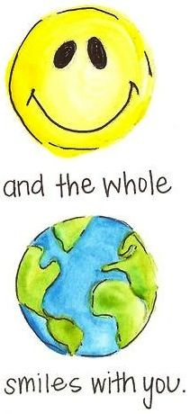 Smile And The Whole World Smiles With You Www Prodental Com Smile Make You Smile Quotes Smile Quotes Dental Quotes