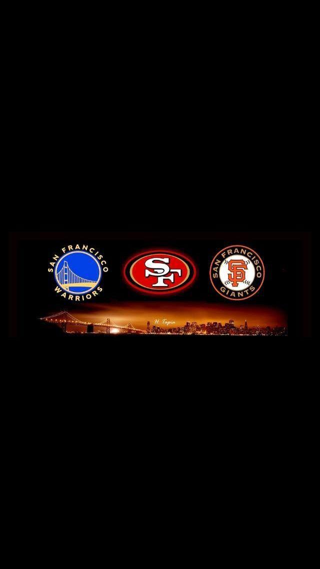 I Love The Warriors 49ers Giants And Even The Sharks San Francisco Giants Baseball Sf Giants Sf Niners