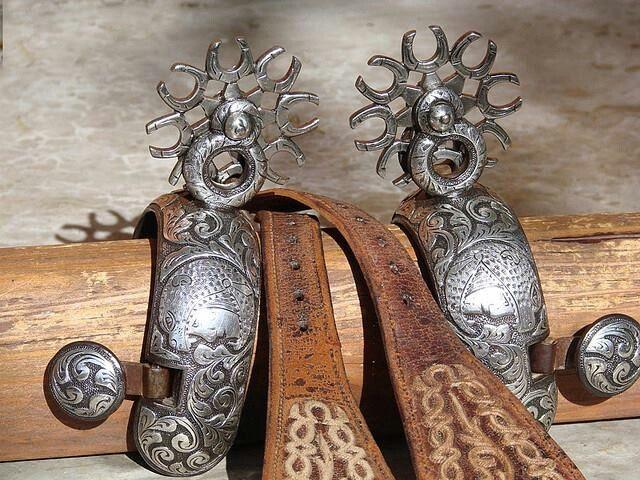 Espuelas  espuelas  Espuelas charras Arte de vaquero y