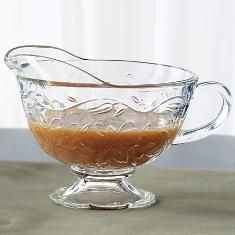Fantasia Gravy Boat. PERFECT for serving dinner! can microwave to heat up/stay warm $32.95   CarolWeygand@myprincesshouse.com