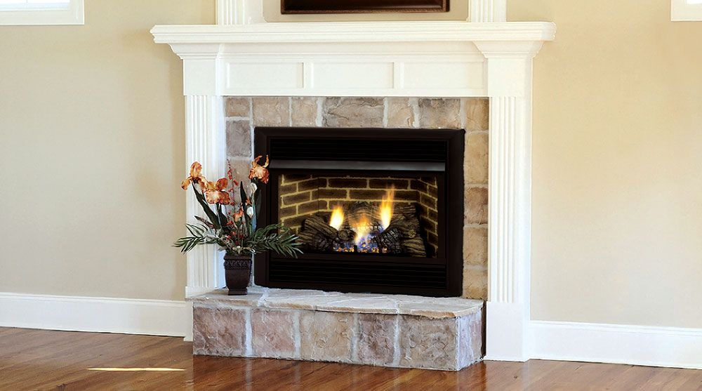 DBX Series Vent Free Gas Fireplaces By Majestic Products