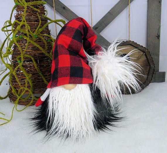 Handmade Scandinavian/Nordic Gnome/Tomte/Nisse   Gnomes ...
