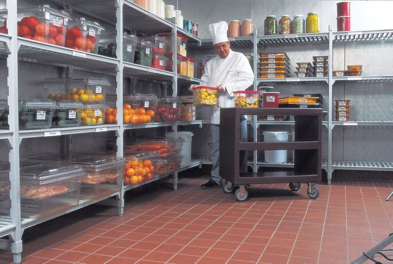Now S The Time To Tackle Your Walk In Cooler Restaurant Kitchen Commercial Kitchen Walk In Freezer