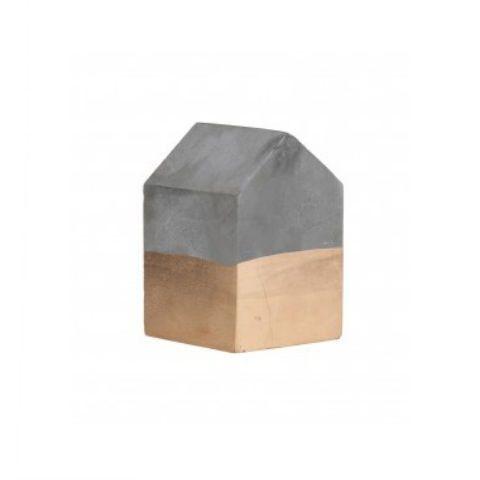 Cement House Small  #decor #homedecor