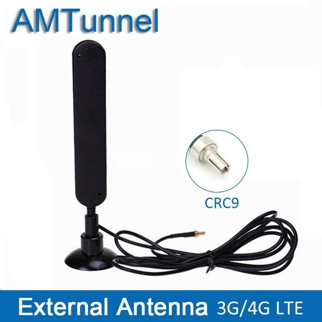 3G 4G Antenna 4G LTE Antenna CRC9 Connector 4G Router Antenna 16dbi