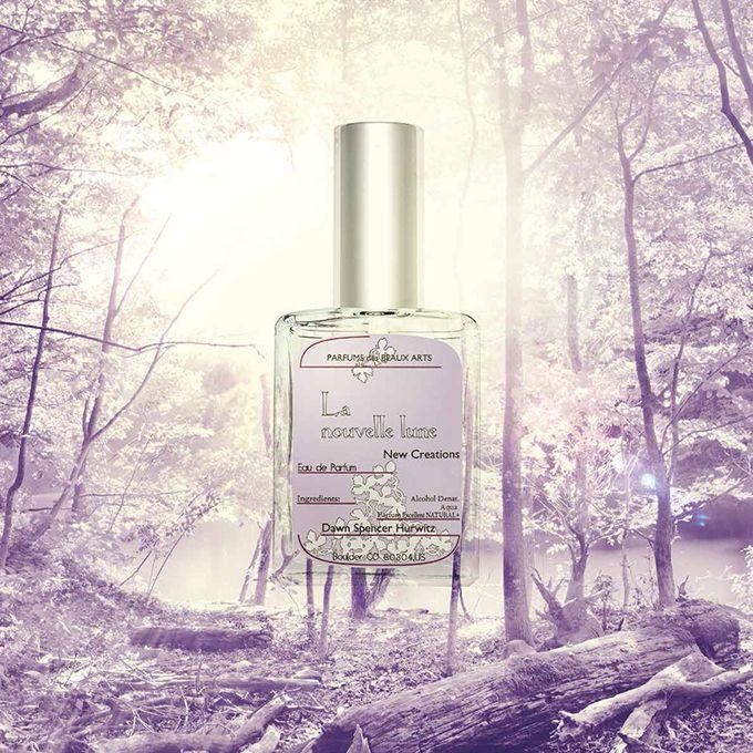Photo of ダウンパフュームの新香水 – ドビュッシーの名曲「月の光」から着想、金木犀の軽やかなフローラルノート