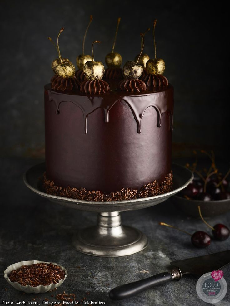 2018 Pink Lady Food Photographers of the Year #cakedesigns