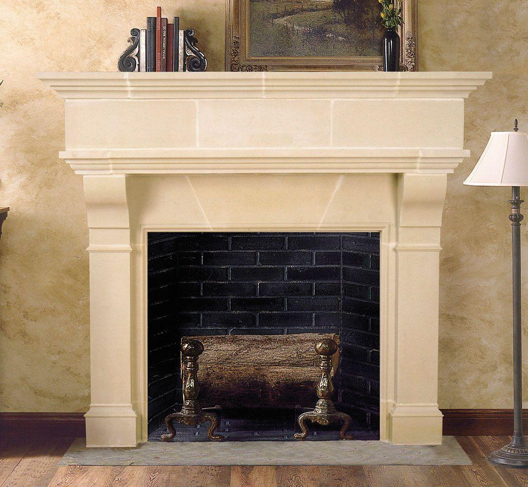 Brunswick cast stone fireplace stone fireplace mantel