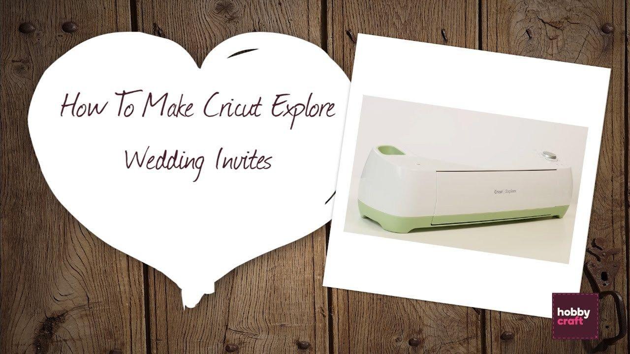 Wedding Invitations Cricut Diy Diy Wedding Invites With