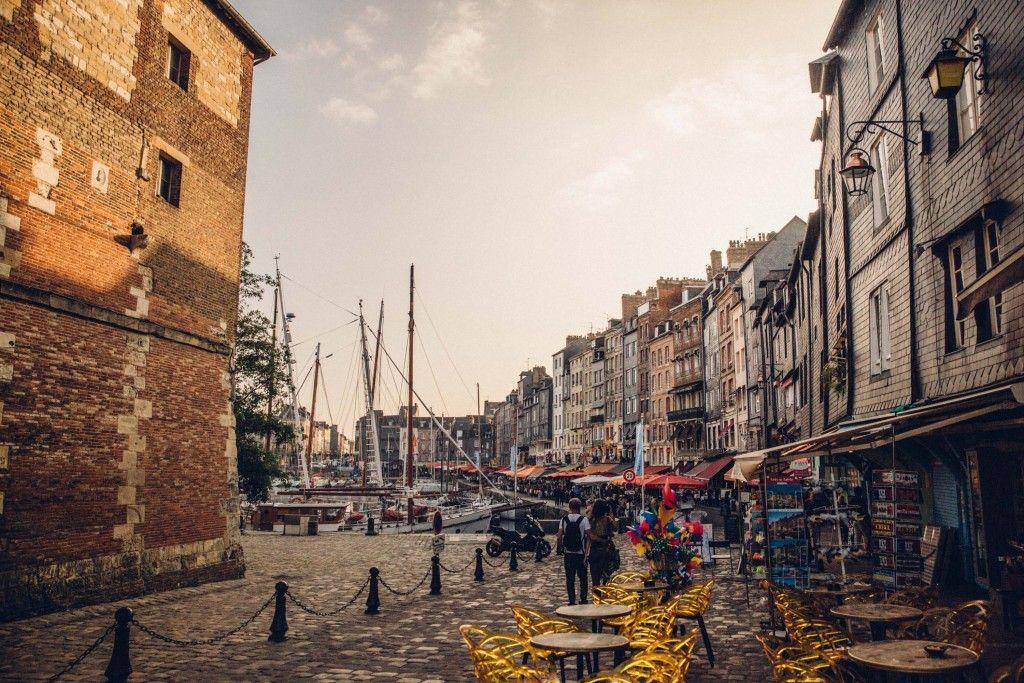 Normandie – SiAndTalk