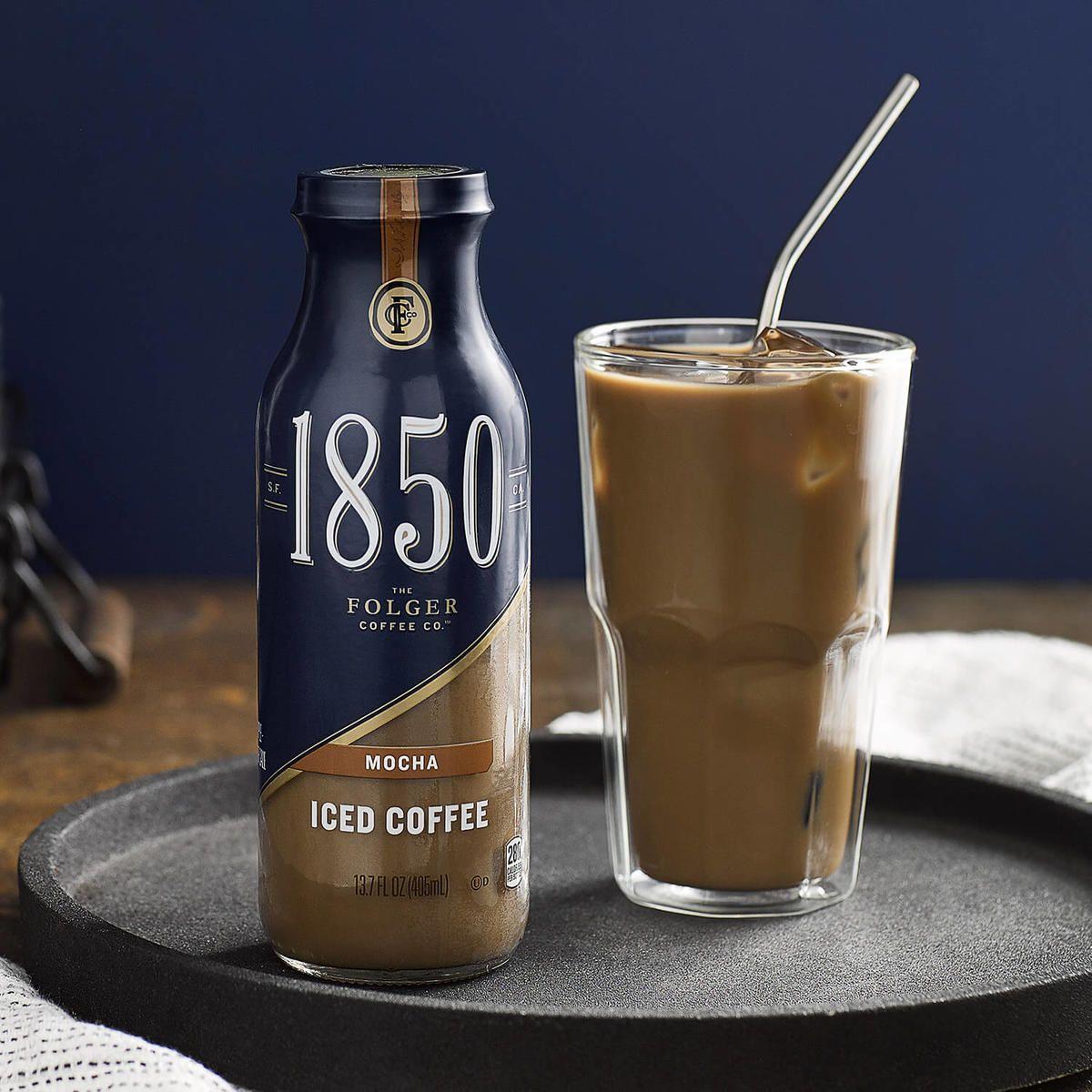 Buy again. Mocha Iced Coffee 1850 Coffee 1850 Coffee