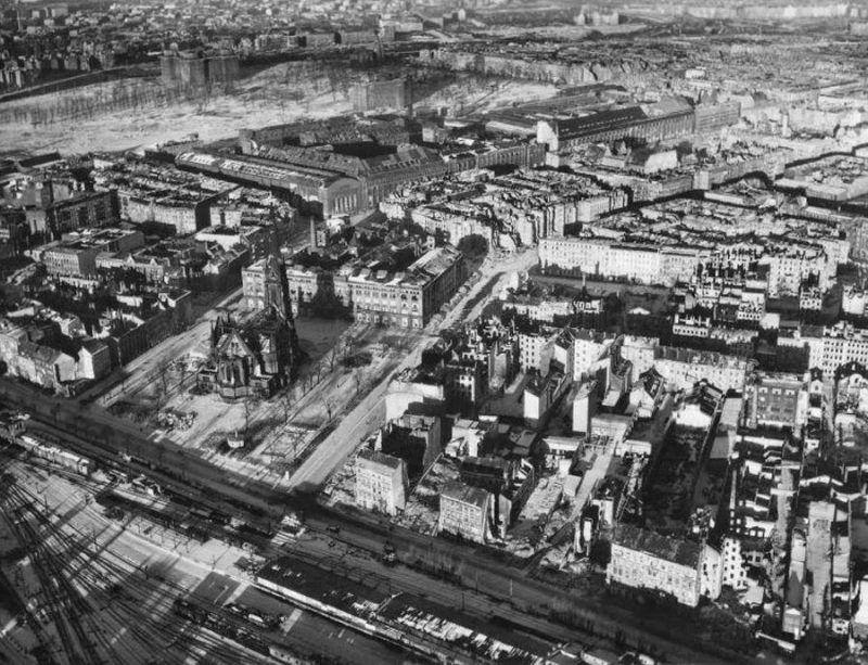 Pin On Berlin Post War Reconstruction