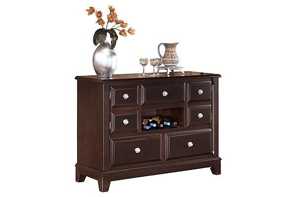 The Ridgley Dining Room Buffet From Ashley Furniture HomeStore