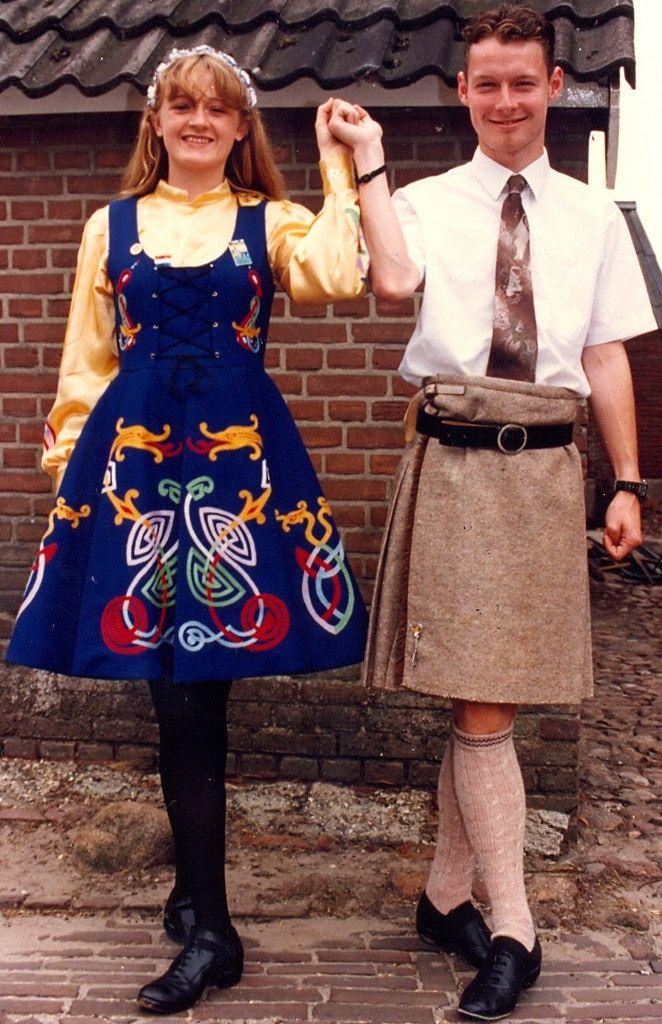 Cultures Of Western Europe Irish Dance Costume Traditional Outfits Irish Dance