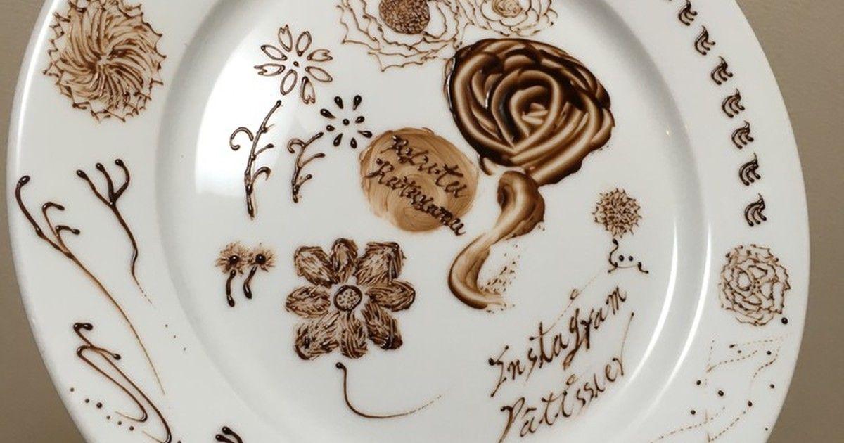 パティシエ直伝パイピング用チョコレート By インスタパティシエ レシピ パティシエ チョコレート レシピ
