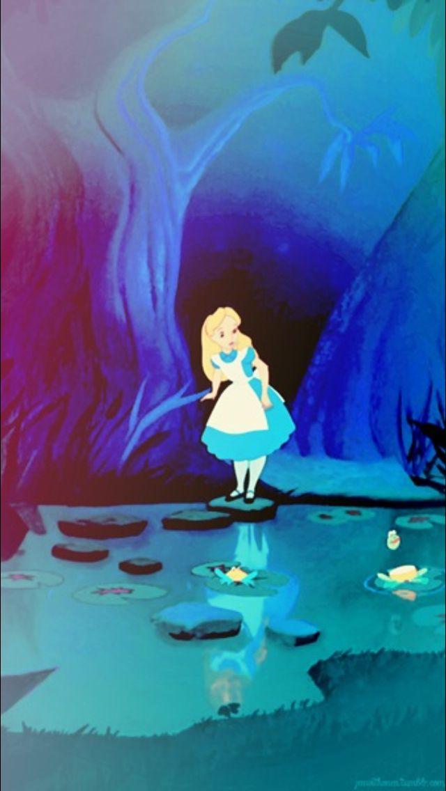Pin By Aubrey Gamboa On Pretty Disney Alice Wonderland Alice In Wonderland