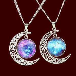 Boutique jewelry blue moon pendant bnwt necklace my boutique jewelry blue moon pendant bnwt necklace aloadofball Images