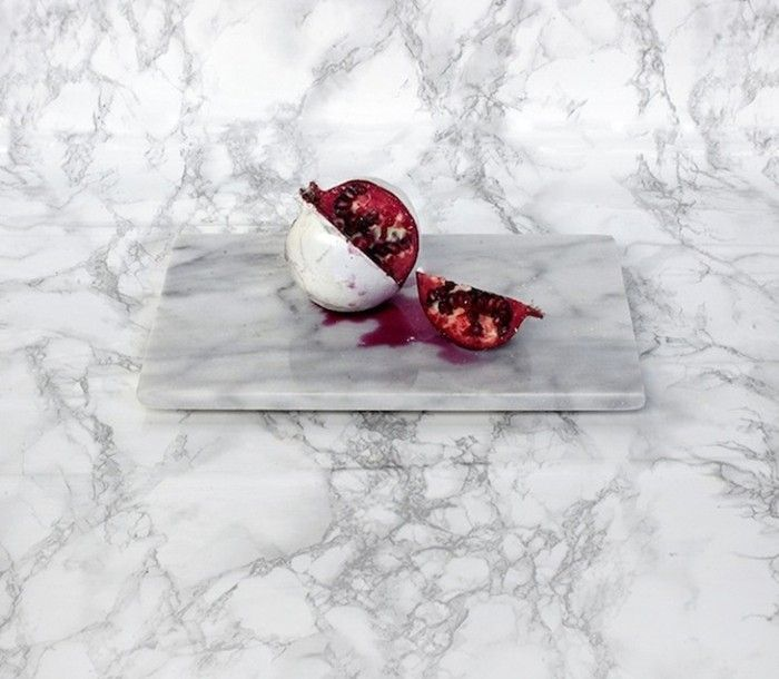 Corey Bartle-Sanderson's White Marbled Fruit