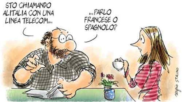 Sergio Staino - l'Unità 24 settembre 2013