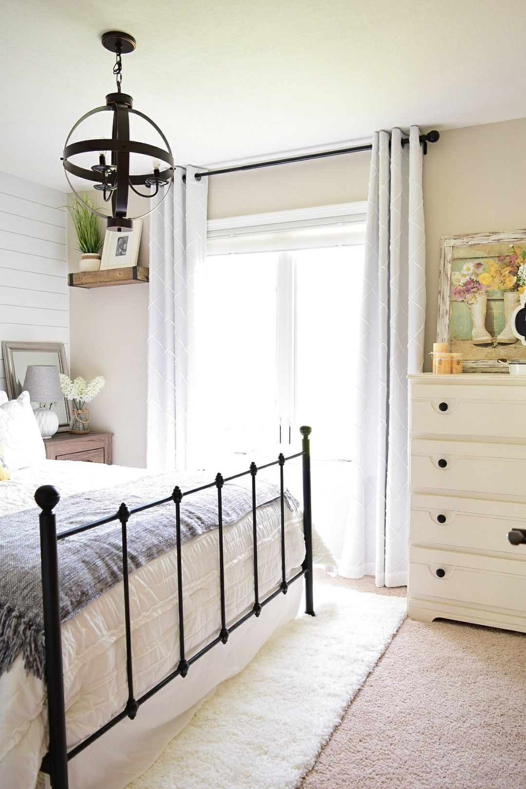 Modern Farmhouse Guest Bedroom View More At Facebook Com