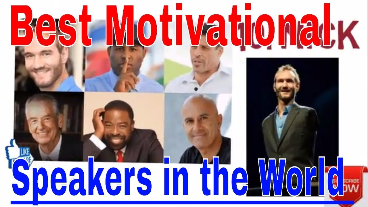 Top 10 Best Motivational Speakers in the World || Top