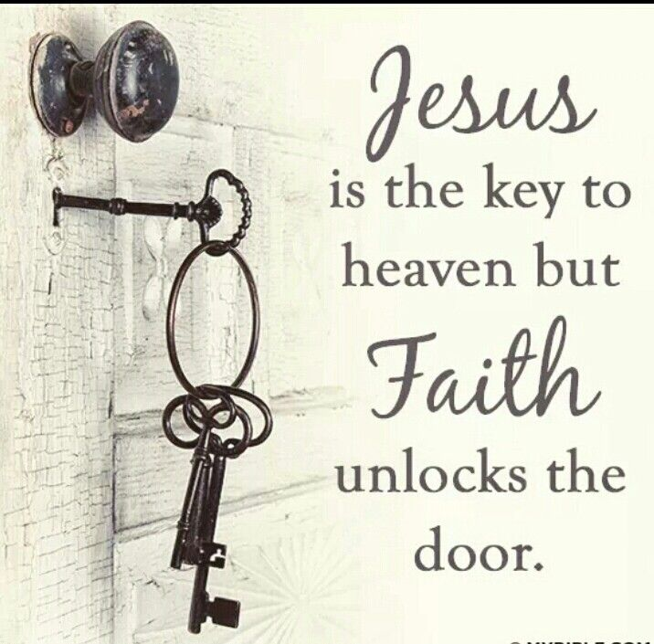 Lyric i choose the lord lyrics : JESUS is the key to heaven but FAITH unlocks the door. | BIBLICAL ...